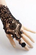 Браслет Katida, цвет черный, размер S-L - Livia Corsetti