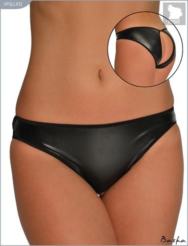 Слипы контактные, цвет черный, размер 48 - Baska