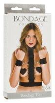 Фиксатор рук к груди увеличенного размера Bondage Collection Bondage Tie Plus Size - Lola Toys
