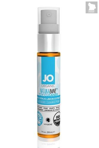 Чистящее средство для игрушек JO Naruralove Toy Cleaner - 30 мл. - System JO
