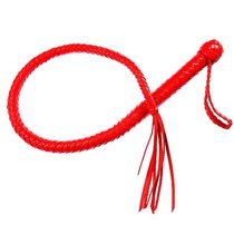 "Кнут ""Змея"", цвет красный - Sitabella"