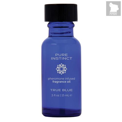 Обогащенное парфюмерное масло PURE INSTINCT для двоих 15 мл - Pure Instinct