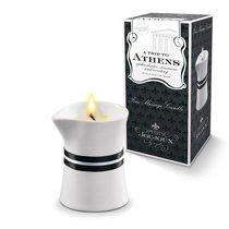 Массажное масло в виде малой свечи Petits Joujoux Athens с ароматом муската и пачули - Mystim