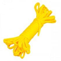Веревка для фиксации, 9 м, цвет желтый - Sitabella