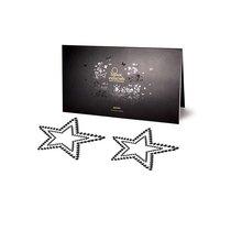 Bijoux Украшение на грудь Mimi Star - Black - Bijoux Indiscrets