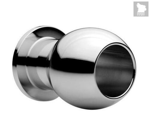 Малый анальный расширитель Small Abyss 1.5 Inch Hollow Anal Dilator - 6,1 см. - XR Brands