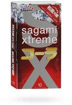 Презерватив Sagami Xtreme Cola со вкусом колы, 10 шт. - Sagami
