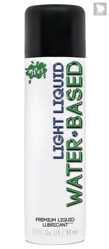 Лубрикант на водной основе Wet Light Liquid Lubricant - 89 мл. - Wet