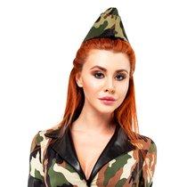 Военная пилотка, цвет зеленый - MensDreams