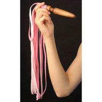 """Плеть """"Комета"""" из искусственной кожи, цвет розовый - Sitabella"""