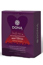 Карамель для тела DONA Body Topping Maple Sugar 59 мл - DONA by JO