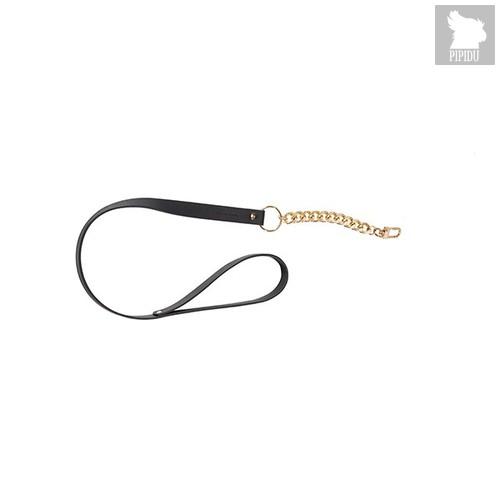 Bijoux Поводок MAZE - Leash черный - Bijoux Indiscrets