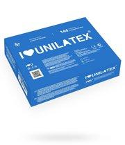 Презервативы Unilatex - Natural Plain, 144 шт. - Unilatex