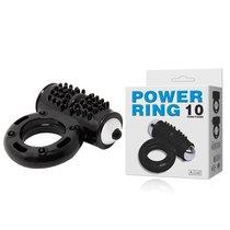 эрекционное кольцо с 10 режимами вибрации - Baile