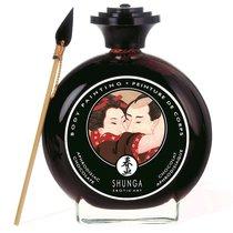 Декоративная крем-краска для тела с ароматом шоколада - Shunga Erotic Art