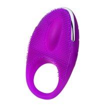 Виброкольцо с ресничками JOS RICO фиолетовый, цвет фиолетовый - Jos