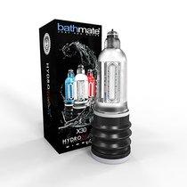 Прозрачная гидропомпа Hydromax X30 Wide Boy, цвет прозрачный - Bathmate