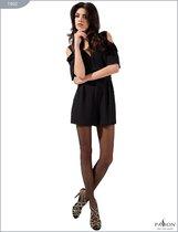 Классические тонкие колготки, цвет черный, размер 4 - Passion