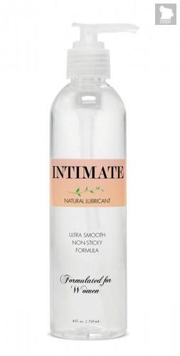Лубрикант на водной основе Intimate Natural Lubricant for Women - 250 мл. - XR Brands