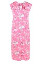 "Платье ""E5059-1"" розовый, размер S - Trikozza"