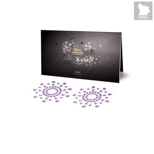 Bijoux Украшение на грудь MIMI фиолетовое, цвет фиолетовый - Bijoux Indiscrets