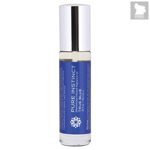 Обогащенное парфюмерное масло PURE INSTINCT для двоих 10,2 мл - Pure Instinct
