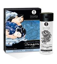 Интимный мужской крем SHUNGA DRAGON SENSITIVE - 60 мл - Shunga Erotic Art