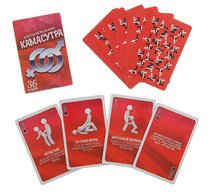 Игральные карты - Камасутра - Сима-Ленд