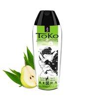 Интимный гель TOKO Pear & Exotic Green Tea с ароматом груши и зеленого чая - 165 мл. - Shunga Erotic Art