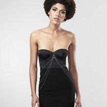 Bijoux Бикини-цепочка Magnifique 8 Body Chain - Silver - Bijoux Indiscrets