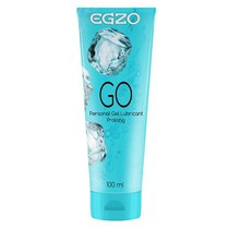 Пролонгирующий лубрикант на водной основе Egzo Go - 100 мл - Egzo