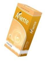 Презервативы Arlette Dotted с точечной текстурой - 12 шт. - Arlette