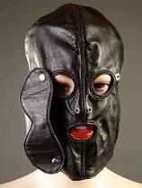 Шлем на голову с шорами, цвет черный - Подиум