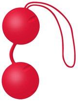 Вагинальные шарики Joyballs Trend, цвет красный - Joy Division