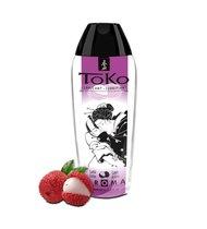 Интимный гель TOKO Lustful Litchee с ароматом личи - 165 мл. - Shunga Erotic Art