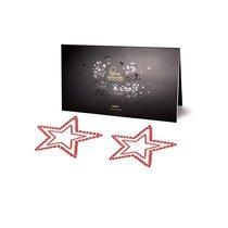 Bijoux Украшение на грудь Mimi Star - Red - Bijoux Indiscrets