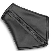 Черный широкий ошейник с регулируемым объемом, цвет черный - Пикантные штучки