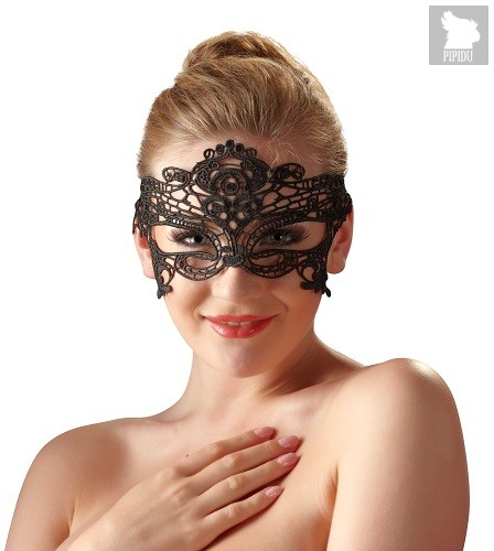 Cottelli Collection Кружевная маска на лицо - ORION