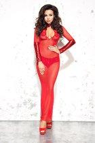 Платье Sarah, цвет красный, 2XL-3XL - Me Seduce