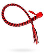 Кнут Sitabella №2, цвет красный/черный - Sitabella