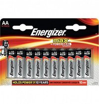 Батарейки Energizer MAX AA/LR6 1,5V - 16 шт. - Energizer