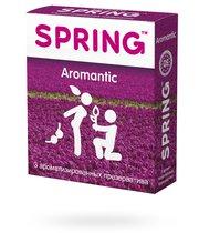 Презервативы Spring Aromantic ароматизированные, 3 шт. - Spring