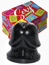 """Сувенир в коробке """"Биг босс"""", цвет черный - Lovetoy (А-Полимер)"""
