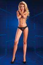 Трусики Calla, цвет черный, размер S-M - Livia Corsetti