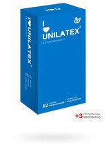 Презервативы Unilatex - Natural Plain, 12 шт. - Unilatex