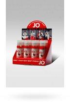 Смазка с ароматом клубники JO Flavored Strawberry Kiss - 30 мл - System JO