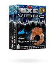Эрекционное виброкольцо Luxe VIBRO Ужас Альпиниста - LUXLITE
