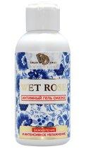 Интимный гель-смазка WET ROSE 100 мл, цвет прозрачный - BioMed-Nutrition