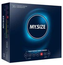 Презервативы MY.SIZE размер 60 - 3 шт. - VITALIS