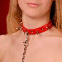 Ошейник №16 СК-Визит, цвет красный - Sitabella (СК-Визит)